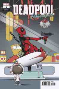 Deadpool: Assassin #2 - Variant Cover by Gustavo Duarte