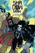 Shadowman #5 - Interlocking Variant by David Lafuente