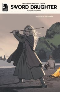 Sword Daughter #1 - Main Cover by Greg Smallwood