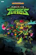 TMNT RISE OF THE TEENAGE MUTANT NINJA TURTLES