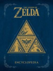 The Legend of Zelda Encyclopedia cover