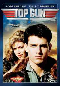 Original top Gun Movie Poster