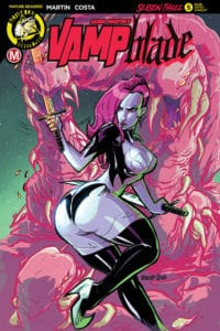 Vampblade S3 #5 Cover C