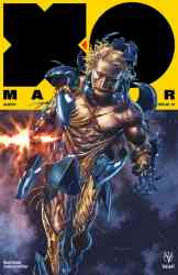 X-O MANOWAR (2017) #19 – Cover C by Mico Suayan