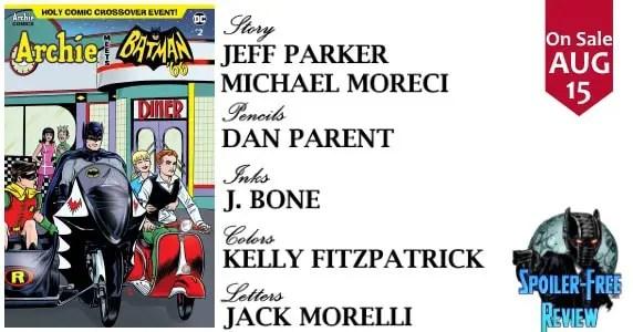 Archie Meets Batman 66