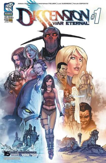 Dissension: War Eternal #1 - Cover A