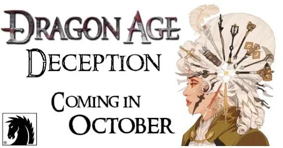 Dragon Age: Deception