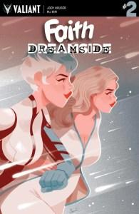 FAITH: DREAMSIDE #2 (of 4) - Cover B by Sibylline Meynet
