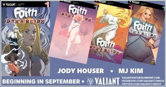 Faith Dreamside #1