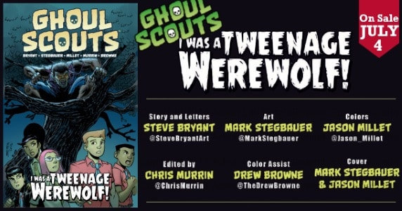 Ghoul Scouts Volume 2