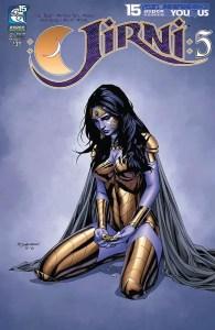 Jirni Vol. 3 #5 Cover A