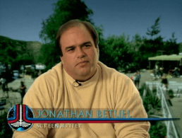 Screenwriter Jonathan Betuel