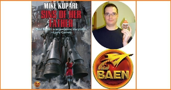 Sins of her Father by Mike Kupari