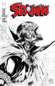 Spawn #288 - Cover C by Francesco Mattina & Todd McFarlane