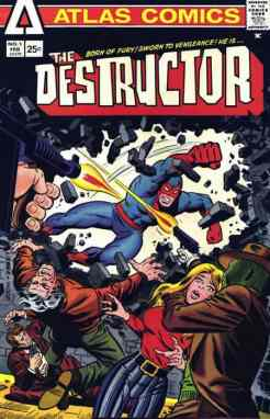 The Destructor #1