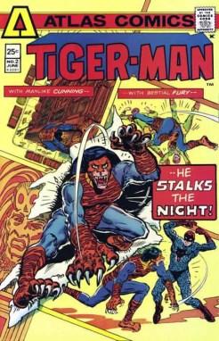 Tiger-Man #2