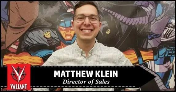Matthew Klein