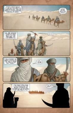 Harbringer wars