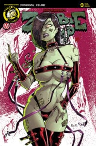 Zombie Tramp #49 - Cover C by White