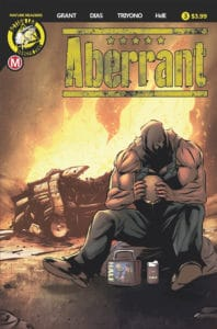 Aberrant #3 Cover B