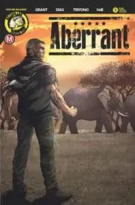 Aberrant #5 Cover B