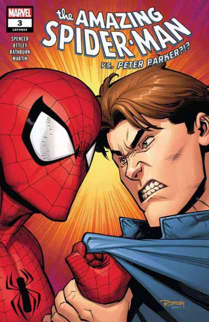 Amazing Spider-Man #3 - Main Cover by Ryan Ottley
