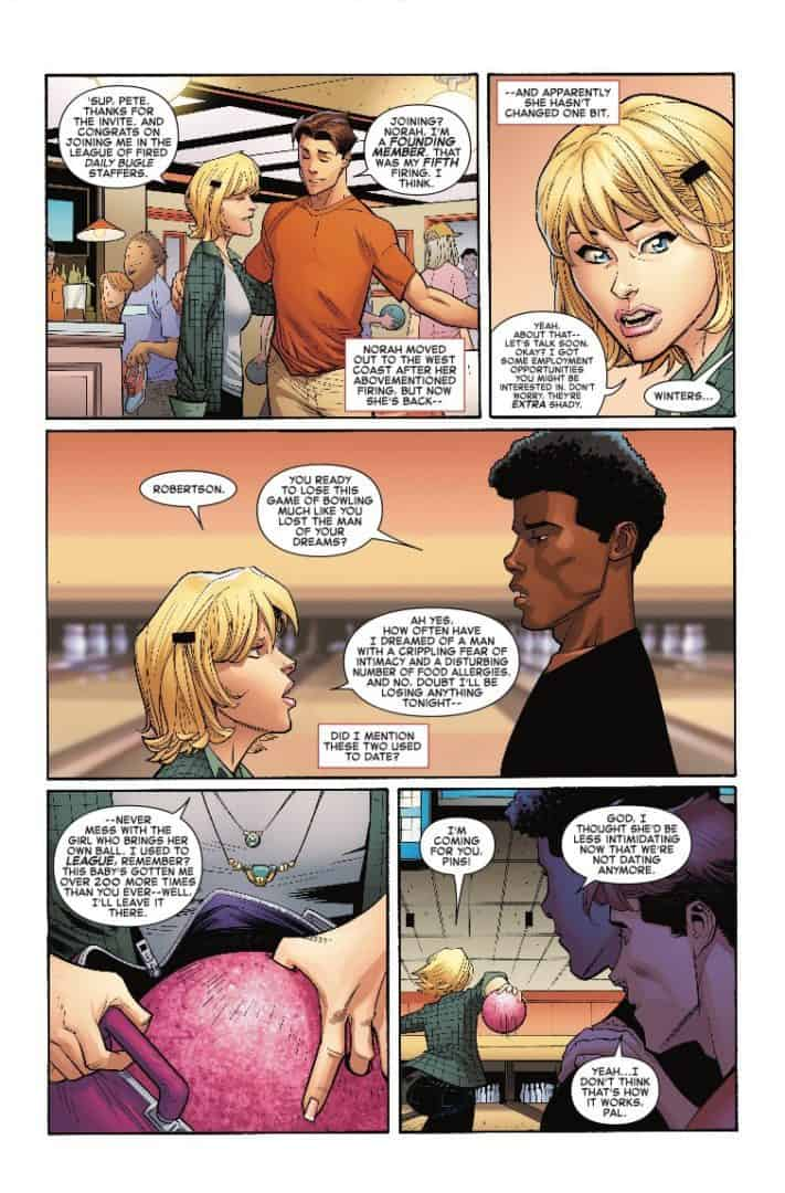 Amazing Spider-Man #3 preview page 4