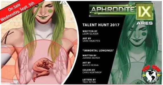 Aphrodite Ares