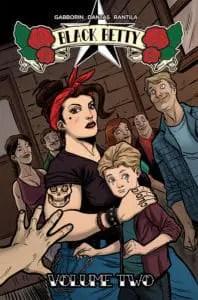 Black Betty Volume 2 Cover
