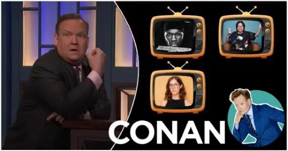 Conan 8.20.18