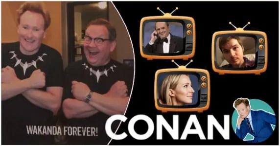 Conan 8.29.18