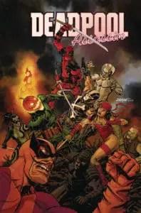 Deadpool: Assassin #5 - Variant Cover by Dave Johnson