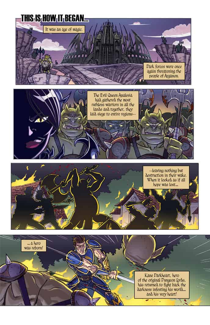 Double Jumpers Vol. 1 preview page 2