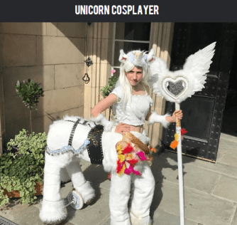 For the Love of Fantasy Unicorn