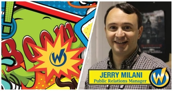 [Interview] Get to Know Wizard World PR Manager Jerry Milani