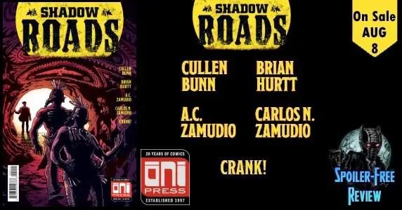 Shadow Roads #2