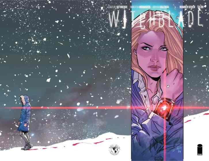 WITCHBLADE #7 full cover