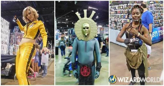 Wizard World Chicago 2018 Saturday