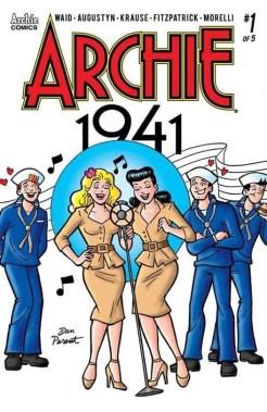 Archie 1941 - Dan Parent variant