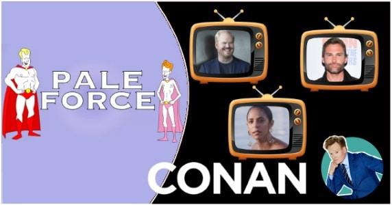 Conan 9.27.18