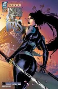 Executive Assistant: Iris (Vol. 5) #5 - Cover B