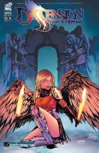 Dissension: War Eternal #3 - Cover A