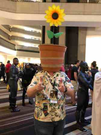 Dragon Con 2018 by Beverly Provost