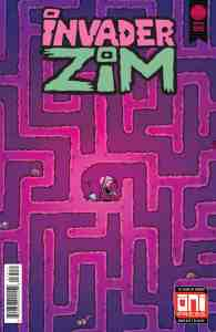 Invader ZIM #35 - Cover A