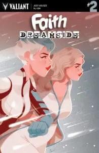 FAITH: DREAMSIDE #2 – Cover B by Sibylline Meynet