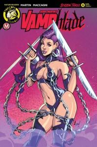 Vampblade Season 3 #6 - Cover C