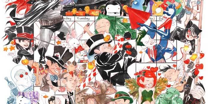 Comic Book Cavalcade Review Catch Up