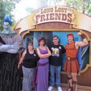 Disneyland Long Lost Friends Return
