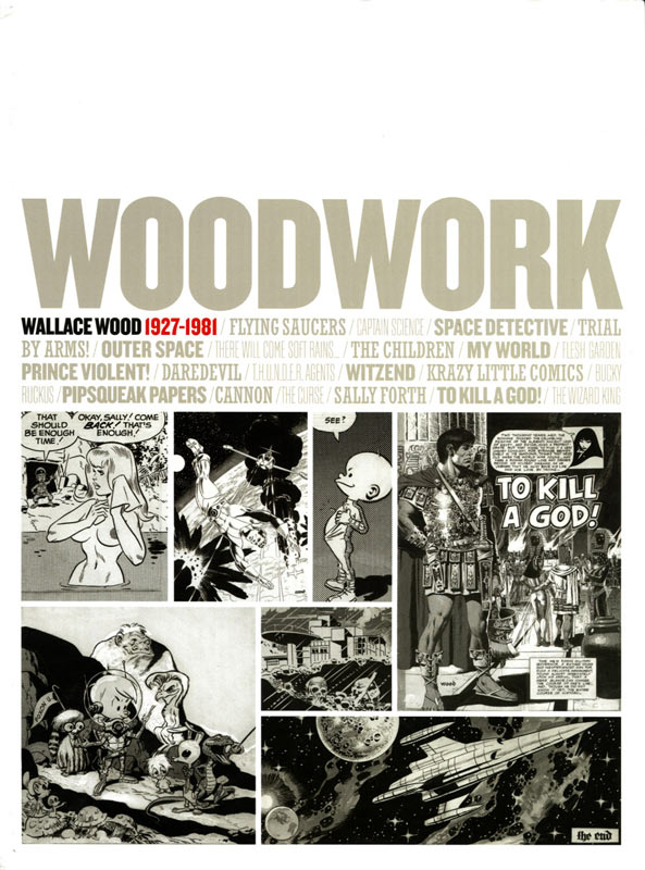Woodwork-cover