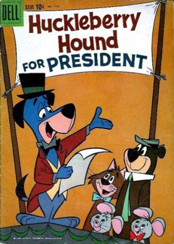 huckleberry-hound
